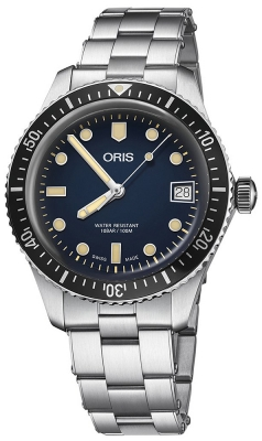 Oris Divers Sixty Five 36mm 01 733 7747 4055-07 8 17 18